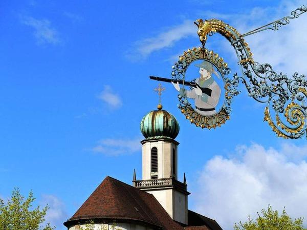 Außergewöhnlicher Blickwinkel (Freiburg)