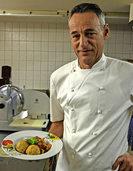 Sonnen-Wirt Karlheinz Wiesler gibt Tipps zum Kochen mit Pilzen
