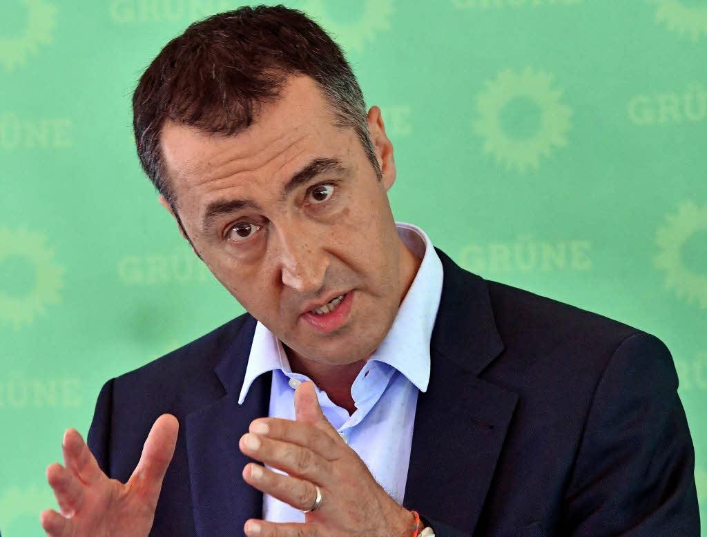 Grüne ziehen mit klarer Abgrenzung von der FDP in Wahlkampf-Endspurt