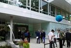Fotos: Einweihung des Gisela-Sick-Bildungshauses in Waldkirch