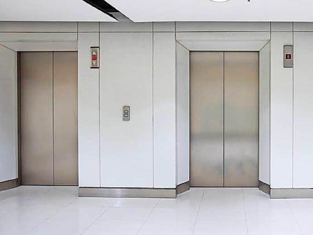 darf ein fahrstuhl eingebaut werden haus garten badische zeitung. Black Bedroom Furniture Sets. Home Design Ideas