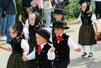 Fotos: Trachtenumzug beim Winzerfest Auggen