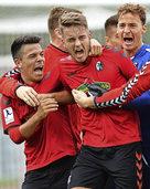 SC-Reserve punktet gegen Hoffenheim in letzter Sekunde
