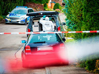 Polizei setzt Suche nach Schützen von Villingendorf fort