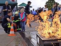 Vielfalt der Feuerwehrarbeit