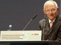 """Schäuble: """"Ich wollte nicht mit mir verheiratet sein"""""""