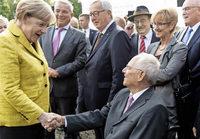 CDU feiert Schäuble mit einem Festakt