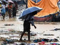 Rohingya-Krise in Bangladesch verschärft sich weiter