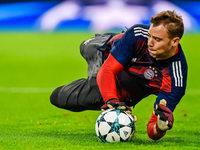 Hiobsbotschaft: Manuel Neuer ist wieder verletzt