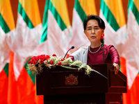 Suu Kyi: Myanmar will Flüchtlinge aus Bangladesch zurückbringen