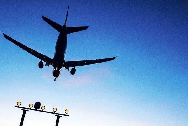 Lässt sich Fluglärm mit der Kontrolle des Luftraums eindämmen?