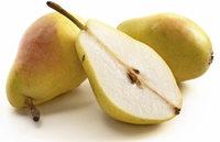 Süße Schonkost: die Birne