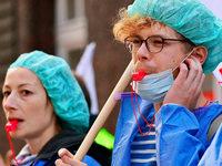 SDP wirft Union in der Pflegedebatte Tatenlosigkeit vor