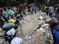 Tod und Entsetzen in Mexiko – Erdbeben tötet mehr als 240 Menschen