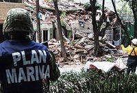 Mindesten 224 Menschen sterben bei Erdbeben in Mexiko