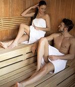 Saunagang soll nicht in Sport ausarten