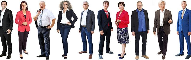 Bundestagswahl 2017: Die südbadischen Kandidaten im Check