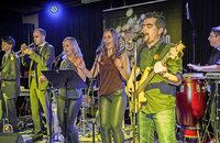 Soul und Funk im Café Verkehrt in Murg-Oberhof