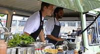 Food-Truck-Festival auf dem Messeplatz Offenburg