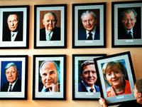 Die acht deutschen Regierungschefs von 1949 bis 2017 im Überblick