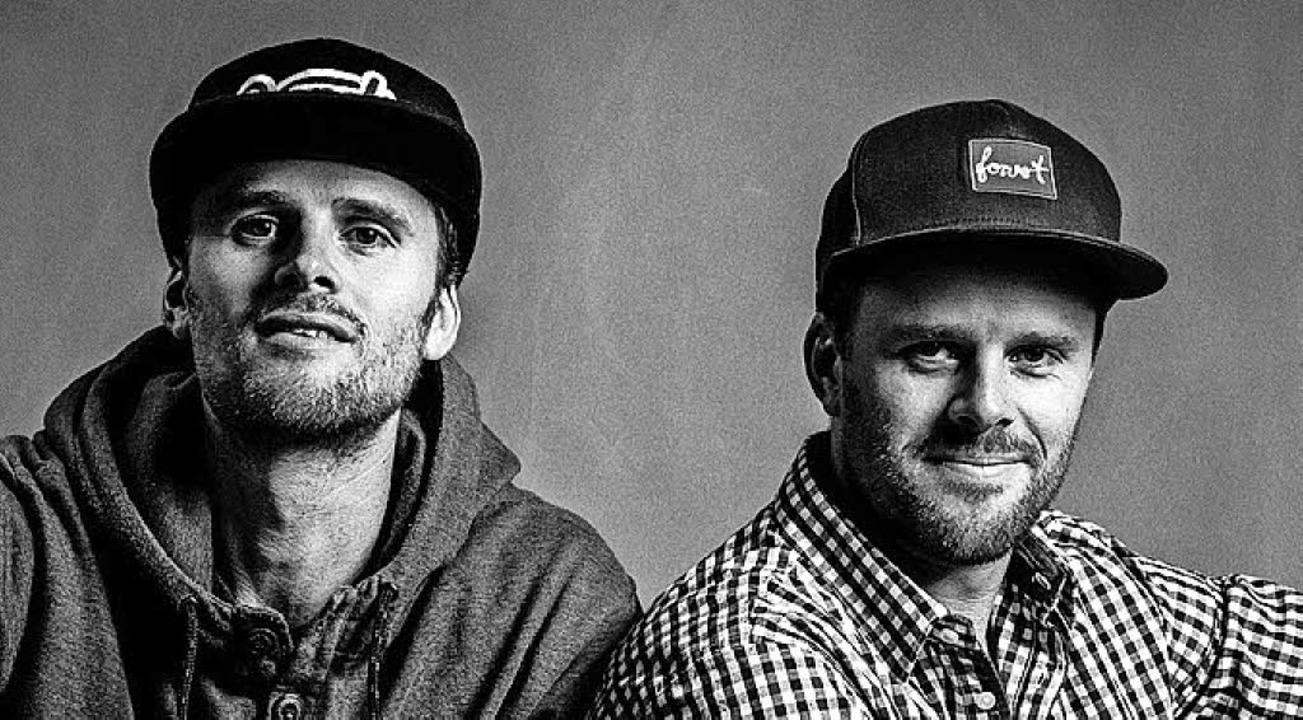 Zweierpasch – Till (links) und Felix Neumann  | Foto: Irina Kim