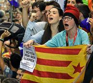 Spaniens Regierung geht hart gegen Katalonien vor