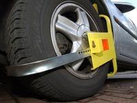 Bürgermeister will Parksünder mit Parkkrallen stoppen