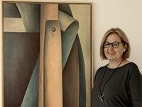 Indigo taucht in vielen Bildern von Marion Bekker auf