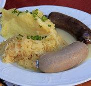 Geselliges Hoffest in Schallstadt