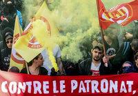 Wieder Massenproteste in Frankreich