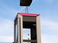 Telekom will beide Münzfernsprecher abreißen