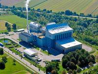 Wie aus 170.000 Tonnen Müll Strom und Wärme entsteht