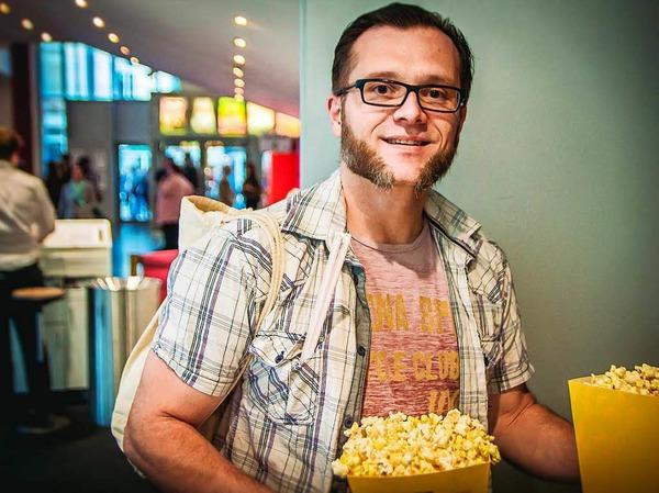 """fudders """"Club der Freunde"""" veranstaltete die dritte Freiburger Filmnacht im Cinemaxx. Gezeigt wurde der Film """"Weit."""" von Gwen Weisser und Patrick Allgeier. Die beiden waren bei der Vorführung dabei und beantworteten Fragen."""