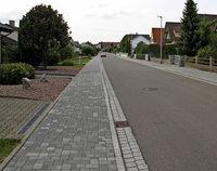 Die längste Straße in Wyhlen