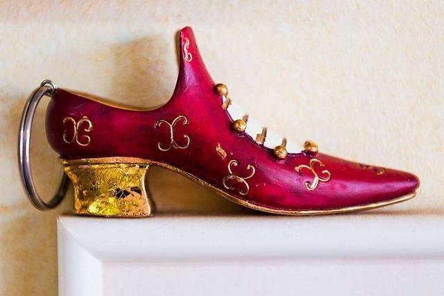 Schuhwerk, das durch das Leben trägt