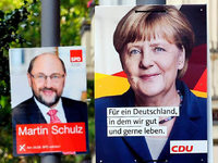 Liveticker zur Bundestagswahl: Merkel trotz Klatsche vorn - SPD auf Rekordtief - AfD wird Dritter