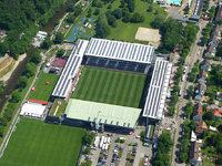 SC-Stadion in der weltweiten Solartabelle auf Rang 40