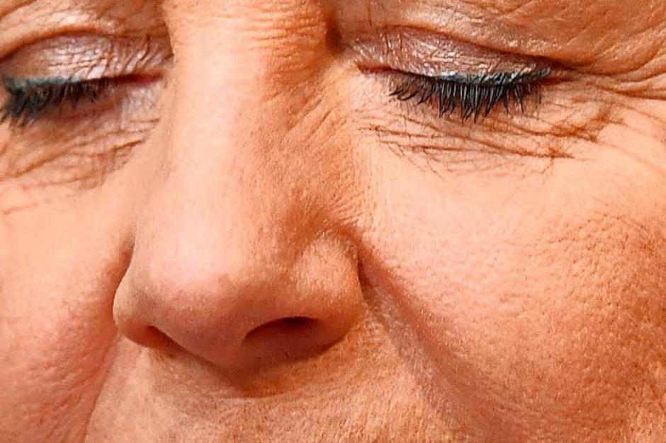 Angela Merkel. (Foto: dpa)