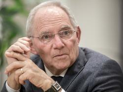 Offenburg: Schäuble hält den Wahlkreis - seit 45 Jahren