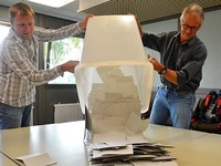 CDU behauptet den Spitzenplatz in Lörrach