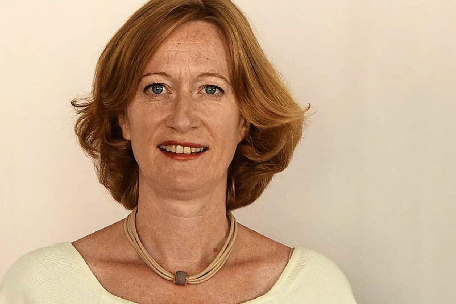 Kerstin Andreae (Grüne) schafft in Freiburg erneut den Einzug über die Landesliste. (Foto: Rita Eggstein)