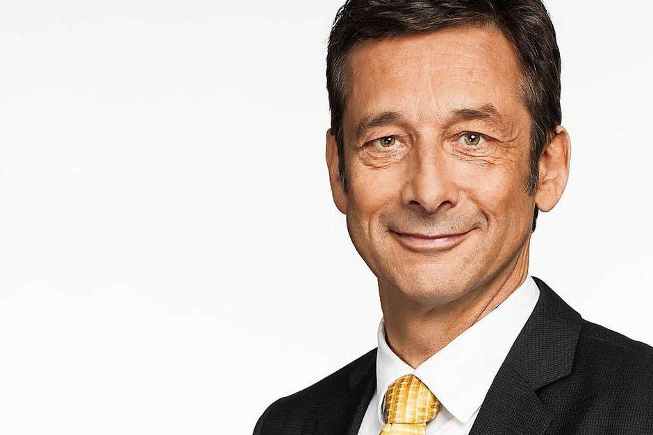 Christoph Hoffmann (FDP) schafft im Kreis Lörrach-Müllheim den Einzug über die Landesliste. (Foto: pr)