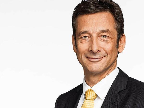 Christoph Hoffmann (FDP) schafft im Kreis Lörrach-Müllheim den Einzug über die Landesliste.