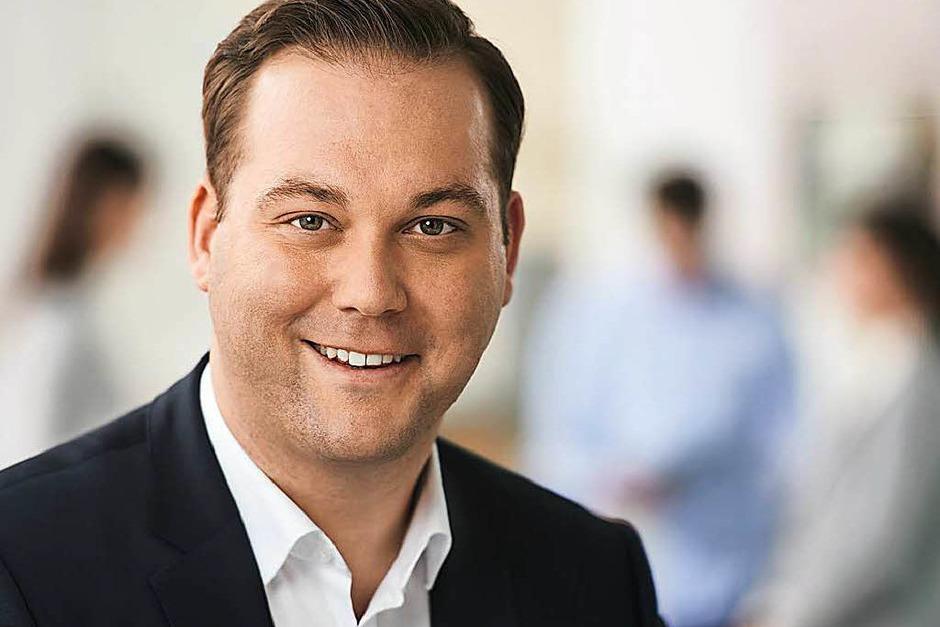 Felix Schreiner (CDU) hat mit 41,9 Prozent erstmals  das Direktmandat im Wahlkreis Waldshut gewonnen. (Foto: zVg)