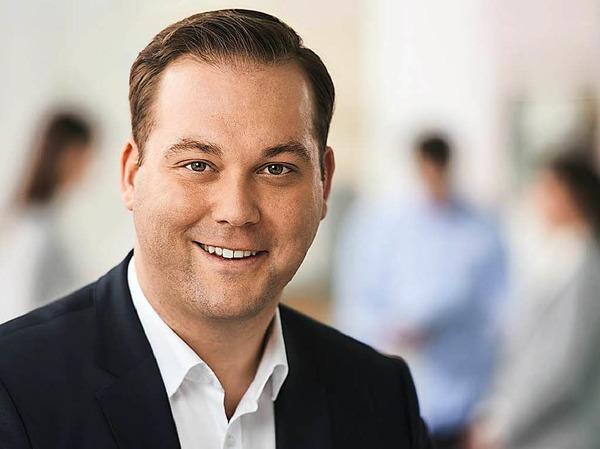 Felix Schreiner (CDU) hat mit 41,9 Prozent erstmals  das Direktmandat im Wahlkreis Waldshut gewonnen.