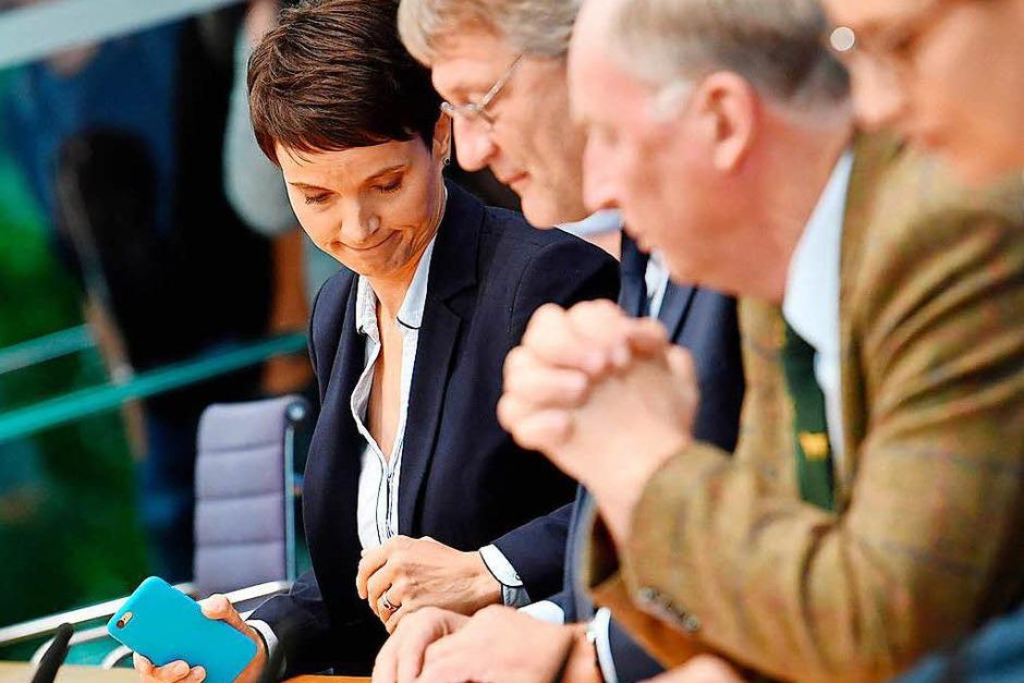Der Eklat im Haus der Bundespressekonferenz ist nur die Eskalation eines lange schwelenden Streits. (Foto: dpa)