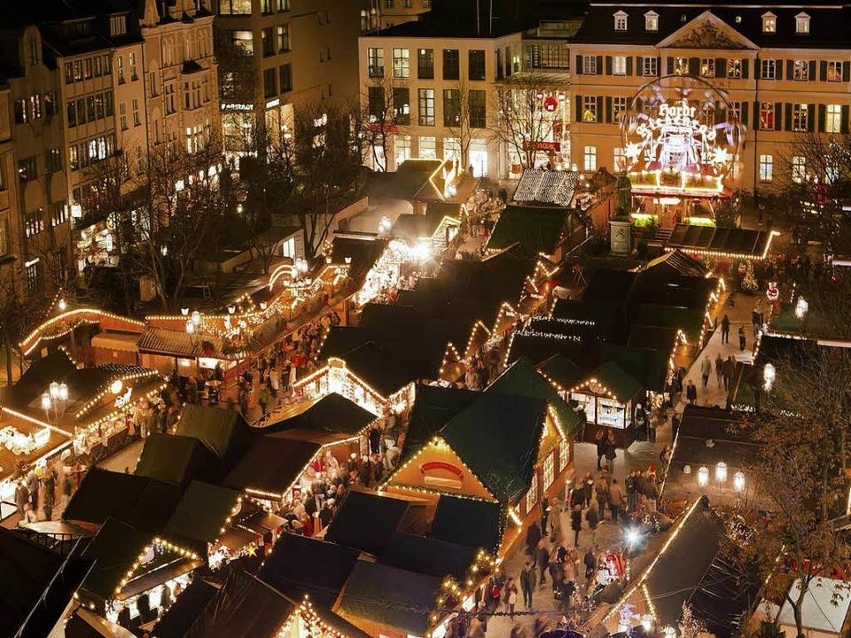 Auch für einen Bummel über den Weihnac...n Bonn ist Zeit bei dieser Leserreise.  | Foto: Michael Sondermann (Bundesstadt Bonn)