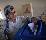 Kurden stimmen über Unabhängigkeit ab