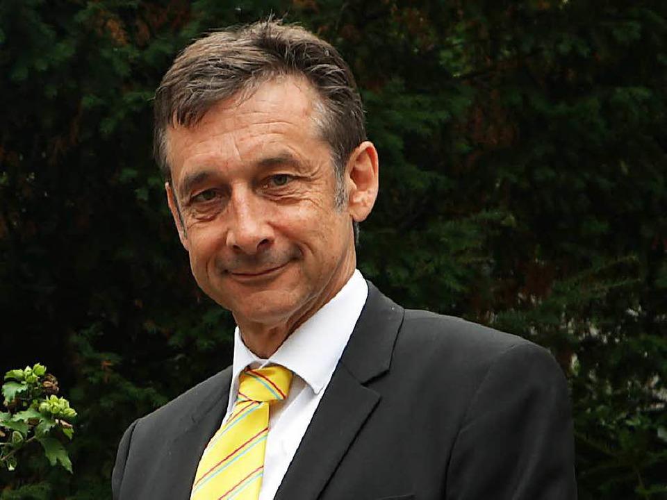 Zieht für die FDP in den Bundestag ein: Christoph Hoffmann   | Foto: Huber