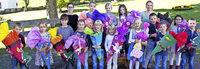 Erster Schultag in Wieden-Utzenfeld